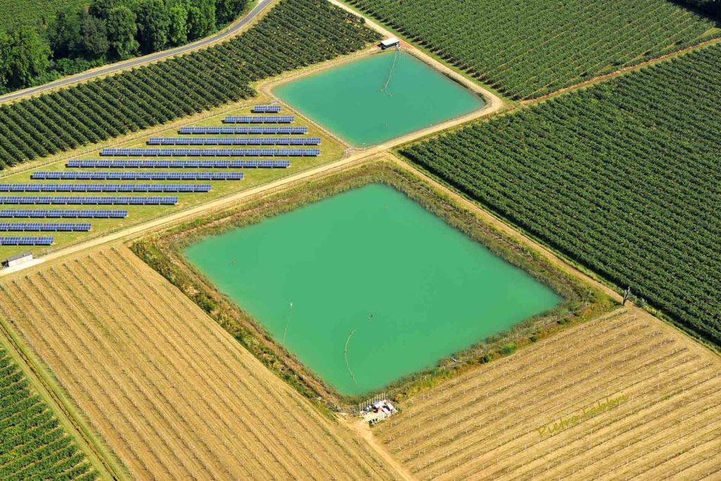 Aerea Pietro agricoltura e tecnologia